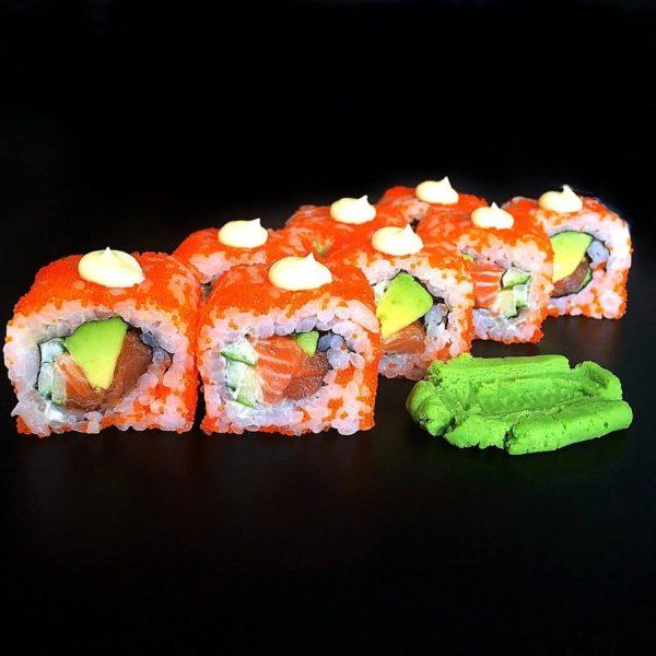 Kalifornija Sushi Roly Kioto Festival Sushi Belaja Cerkov