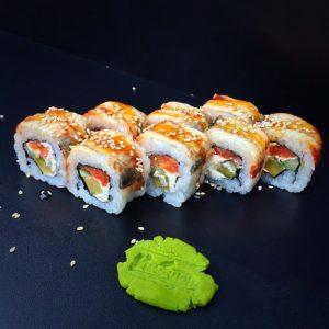 Kanada 2 Sushi Roly Kioto Festival Sushi Belaja Cerkov