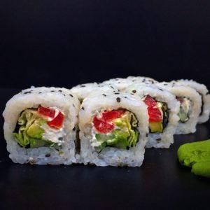 Legkij Rol Sushi Roly Kioto Festival Sushi Belaja Cerkov