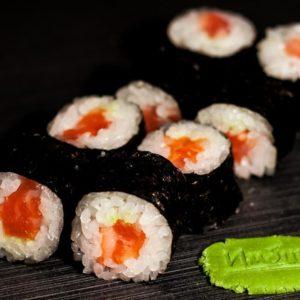 Maki Losos Sushi Maki Kioto Festival Sushi Belaja Cerkov