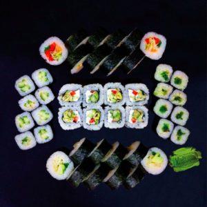Ovochevij Sushi Maki Kioto Festival Sushi Belaja Cerkov