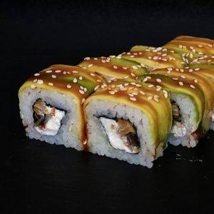 Zelenij Drakon Vugor Sushi Roly Kioto Festival Sushi Belaja Cerkov